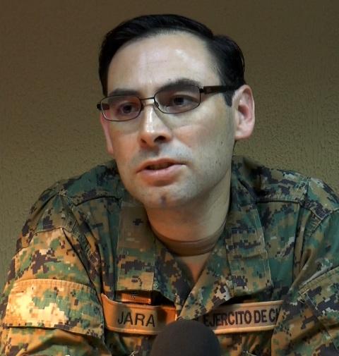Fiscal Militar Cap Claudio Jara Olivares
