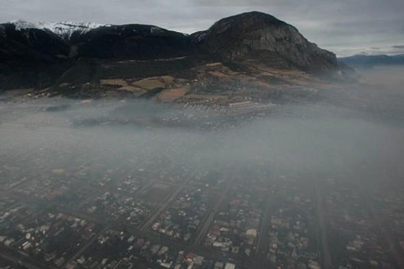 Gobierno anunció Plan Estratégico de Descontaminación Atmosférica