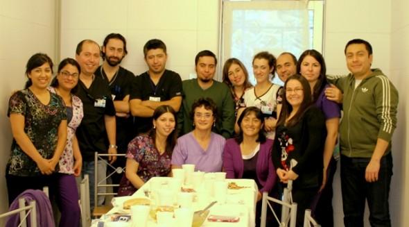 Kinesiólogos Hospital Coyhaique