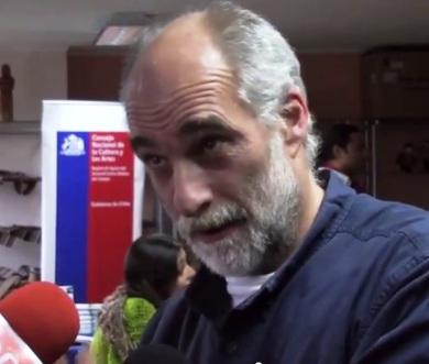 Mauricio Quercia Martinic, ex director de Cultura Aysén