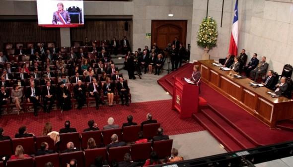 Seremi de Gobierno relevó carácter descentralizador de mensaje presidencial del 21 de mayo .