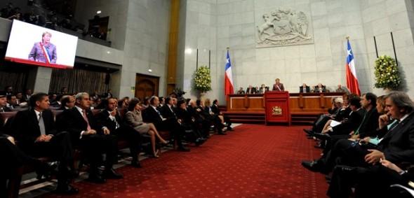 Seremi de Gobierno relevó carácter descentralizador de mensaje presidencial del 21 de mayo ..
