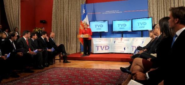 Tv digital Nueva ley Galeria