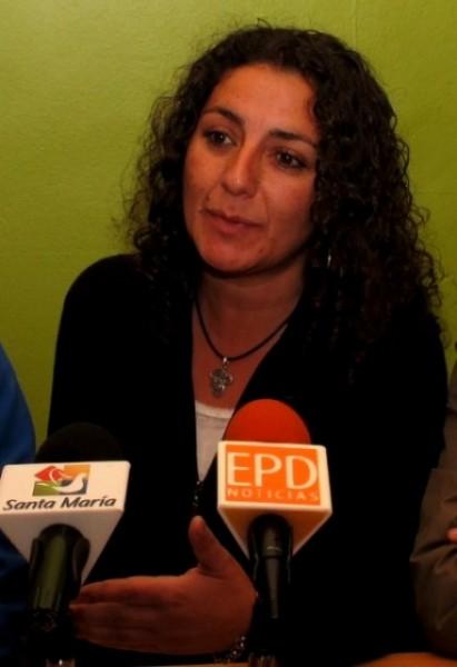 Vocera de la Nueva Mayoría, Karina Acevedo