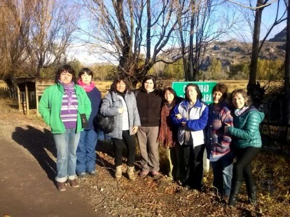 Directora regional del Sernam visitó Chile Chico