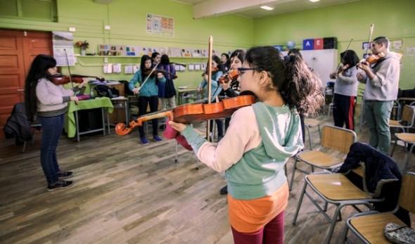 Orquestas Infantiles
