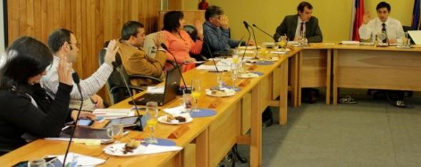 Por unanimidad Consejo Regional aprobó recursos para pacientes trasladados