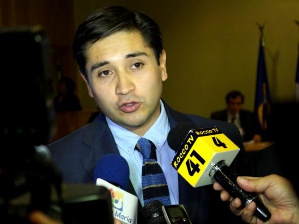 Presidente del CORE, Miguel Ángel Calisto