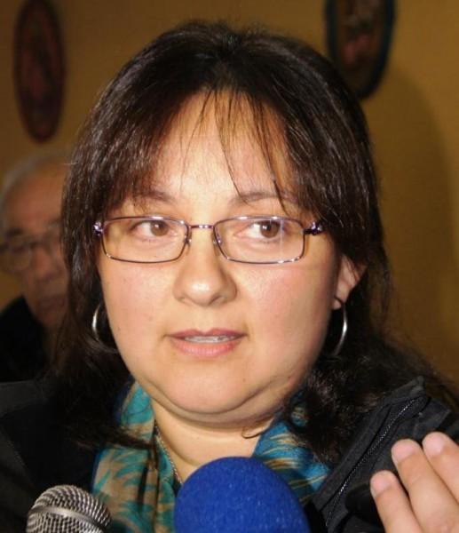 Ana María Navarrete, seremi de Salud Aysén.