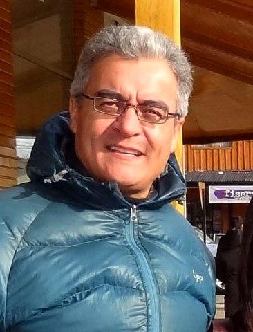 Harold Gillibrand, secretario regional de RN en Aysén