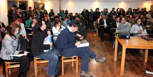 Intendenta Ximena Ordenes difundió Plan de Zonas Extremas en el sur de la región