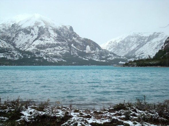 Lago Jeinimeni.