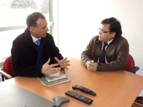 Subdere revisó cartera de proyectos con Municipio de Cochrane