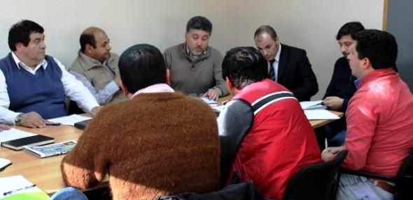 Autoridades del agro se reunieron con concejales de diversos sectores de la región para programar trabajo en conjunto.