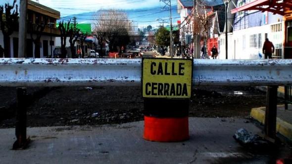 Calle BILBAO CERRADA