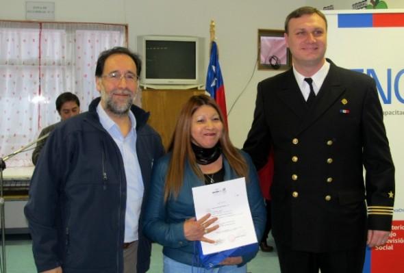 Certificacion Portuarias Sindicato Mujeres del Mar Slide