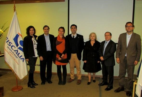Con masiva asistencia se desarrolló seminario público organizado por la Fiscalía