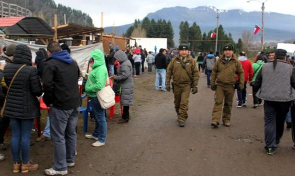 Carabineros realizó balance de Fiestas Patrias. 36 detenidos por diversos delitos