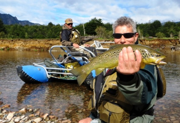 Coyhaique Fly Fisher Sercotec