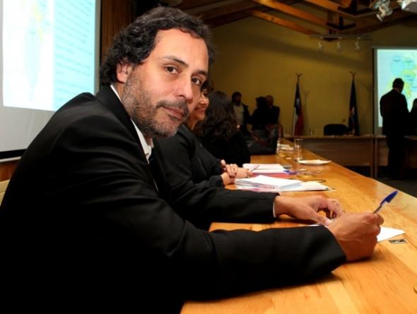 Seremi de Economía de la Región de Aysén, Mark Buscaglia