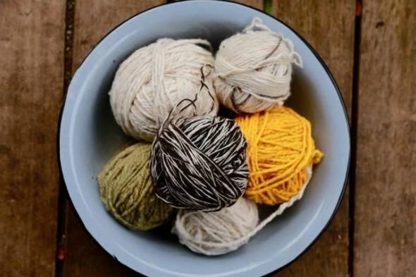artesania lana