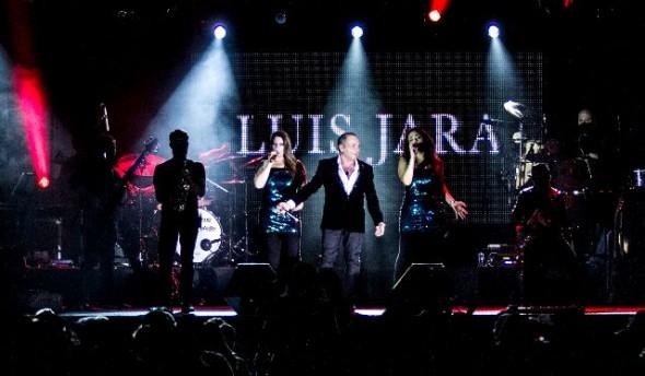 Luis Jara 2 concierto