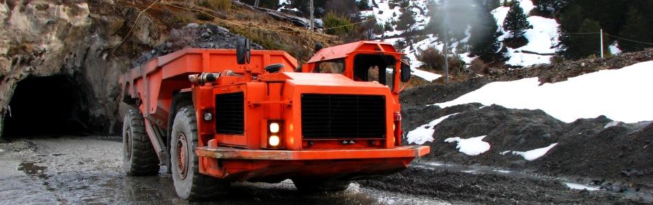 Minera El Toqui Slide