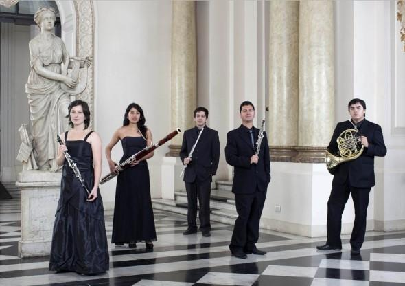 Quinteto Vientos Teatro Municipal