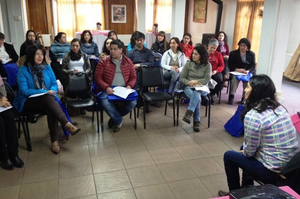 Seminario de Fomento Lector 2014 1
