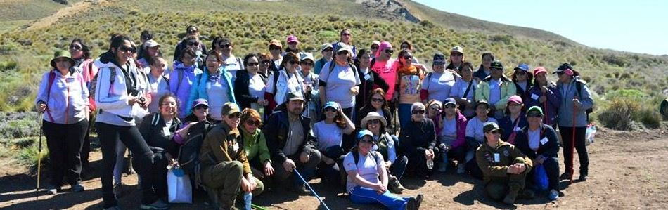 Trekkin Chile Chico Slide