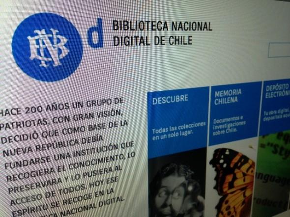 Biblioteca Digital web