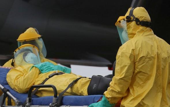 Ebola simulacion