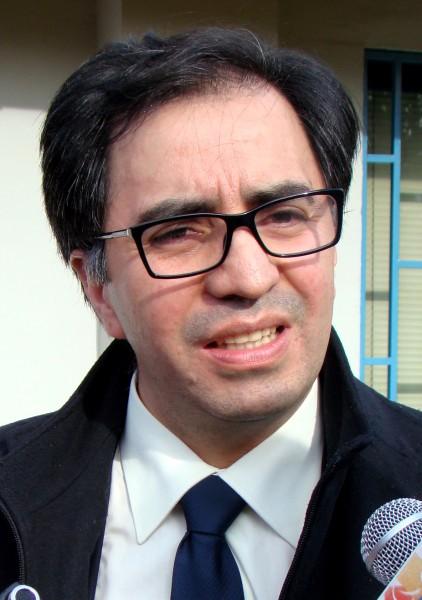 Fiscal Alvaro Sanhueza