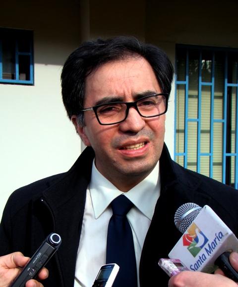 Fiscal Alvaro Sanhueza Galeria