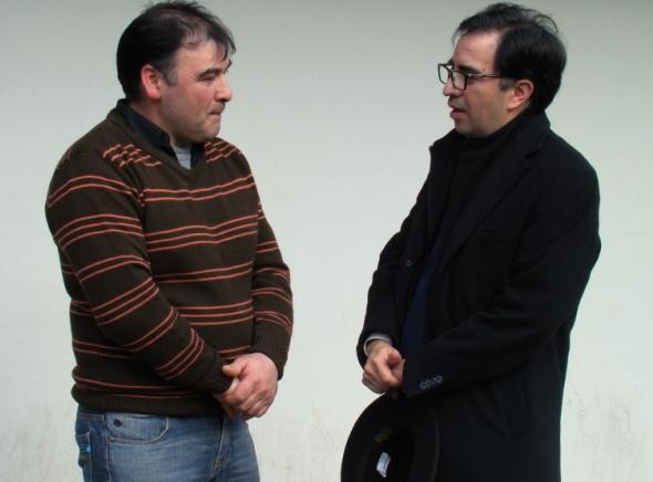 Fiscal Sanhueza con Domke