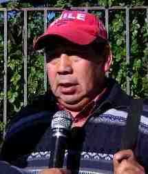 José Cayún, sindicato Construcción