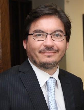 Marcos Barraza, subsecretario del Trabajo