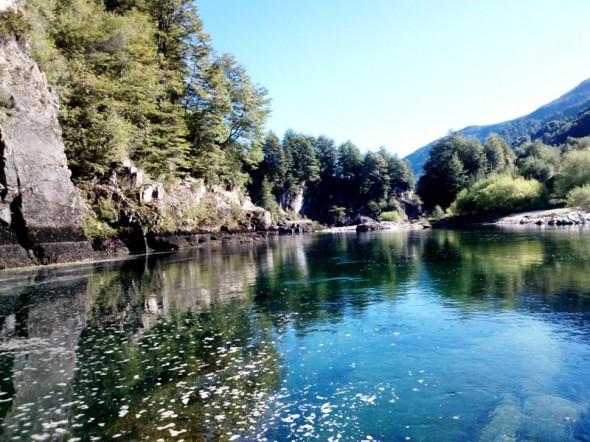 Rio Mañihuales - Derechos Agua
