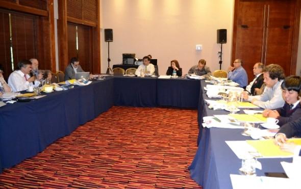 Trabajo comité ejecutivo Universidad Estatal