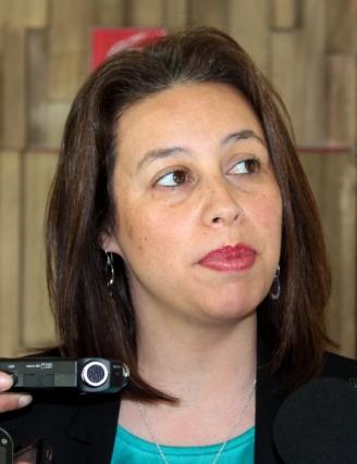 Ximena Órdenes, intendenta