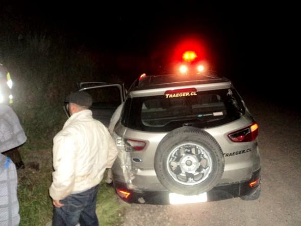 Accidente Villa Ortega