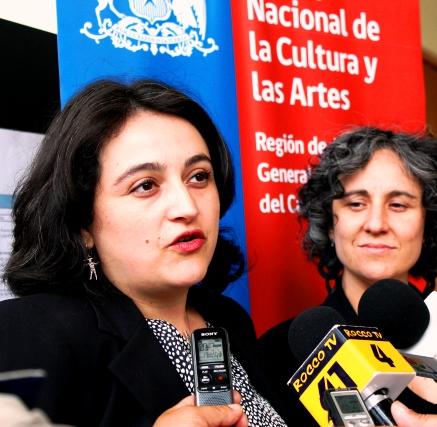 Carolina Rojas CNCA - Escuela de temporada