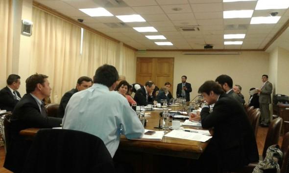 Comisión Recursos Hídricos 1