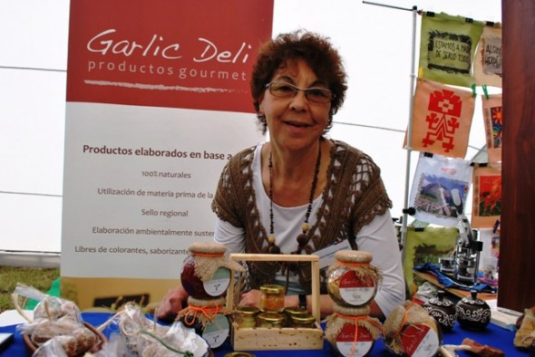Garlic Deli - Clemencia Ortega