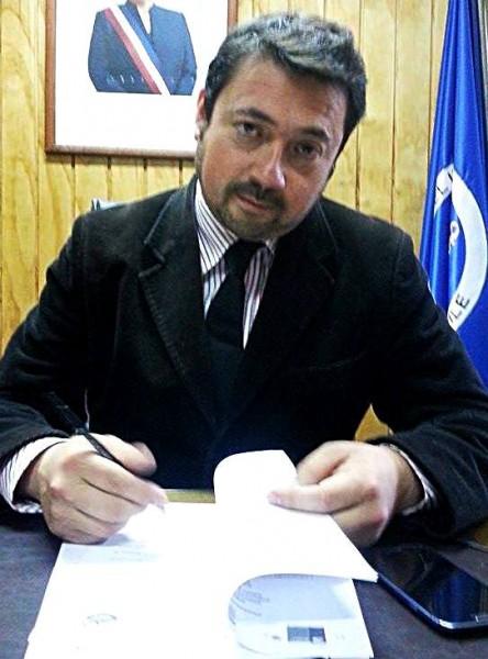 Gobernador Coyhaique Cristian Lopez