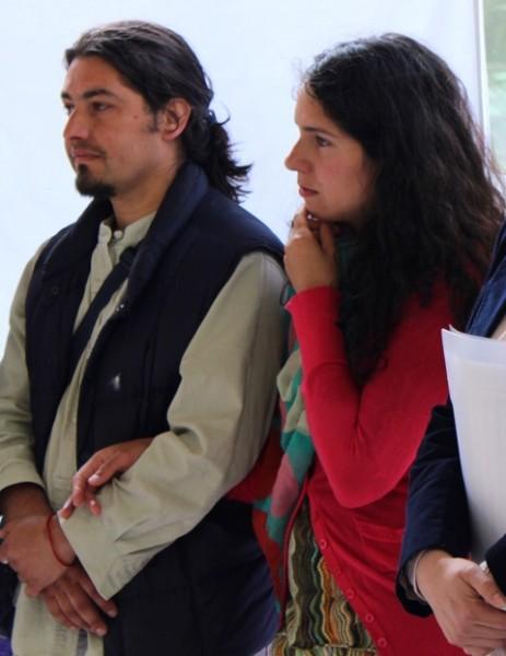 Representantes proyectos Fondos Cultura 2015
