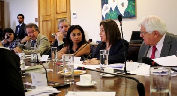 Sesion Comision Hacienda Universidad Estatal