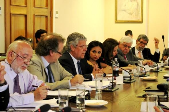 Sesion Comision Hacienda Universidad Estatal -  Min Educacion