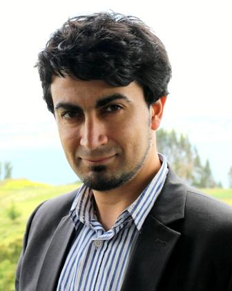 Andres Barrientos, director Ciudadano Austral Columna 2015