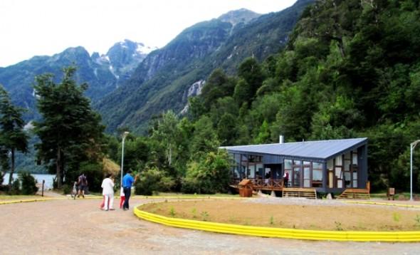 Bahia Acantilada Energia Austral Nota